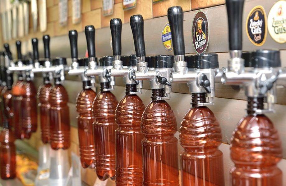 В России могут запретить розничную продажу пива в ПЭТ-тарах объёмом больше 0,5 литра