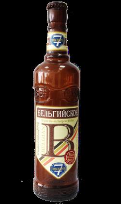 Бельгийское Нефильтрованное