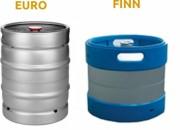 Сколько литров в кеге пива